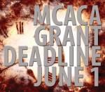MCACA deadline ART